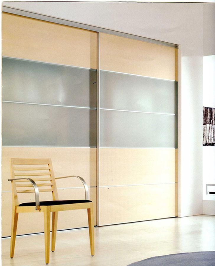 Desmontar puerta corredera empotrada stunning hace ya algn tiempo os el contramarco metlico - Como ajustar una puerta de madera ...