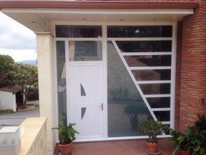 puertas de aluminio baratas