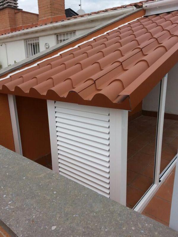 Techos hermanos almansa for Tipos de techos de tejas