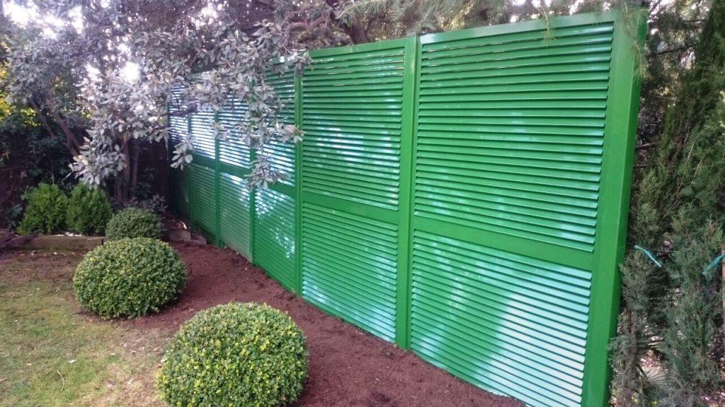 Valla de jardin vallas de jardn vallas de jardin with for Valla plastico jardin