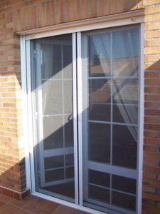puertas aluminio exterior baratas